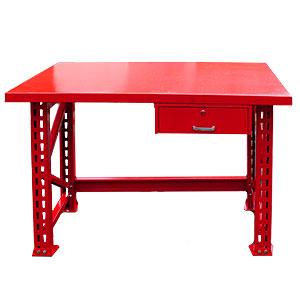 Perfiles para estanterias metalicas galera de perfiles - Mesa de trabajo bricolaje ...