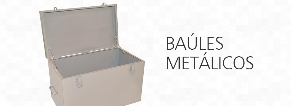 Cajas lara cajas met licas para herramientas baules for Pedestales metalicos para mesas